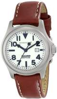 Momentum Women's 1M-SP01W3 Atlas Dial Brown Nautica Leather Watch