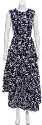 Creatures of the Wind Sleeveless Maxi Dress