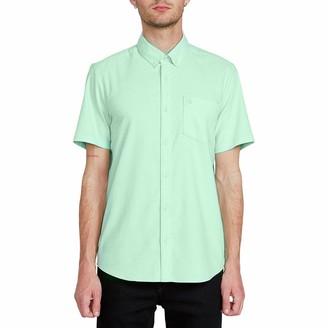 Volcom Everett Oxford Short-Sleeve Shirt - Men's