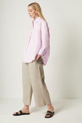 French Connection Rhodes Poplin Relaxed Fit Shirt