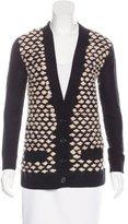 Kelly Wearstler Button-Up Wool Cardigan