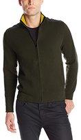 Victorinox Men's Mahale Full-Zip Sweater