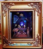 Disney HAUNTED MANSION 45th Anniversary Madame Leota Gallery Of Light Olszewski