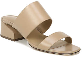 Via Spiga Phillipa Leather Slide Sandals
