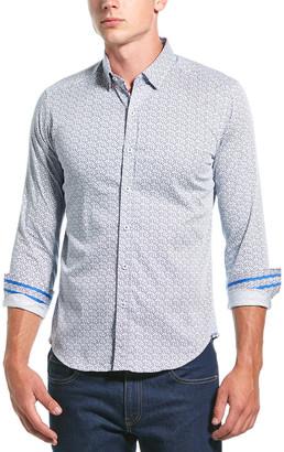 Robert Graham Kayenta Tailored Fit Woven Shirt