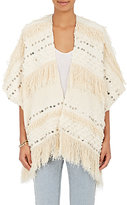 Ulla Johnson Women's Bennie Hand-Loomed Cotton Wrap Vest