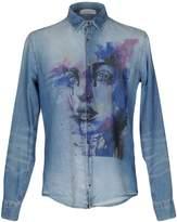 Aglini Denim shirts
