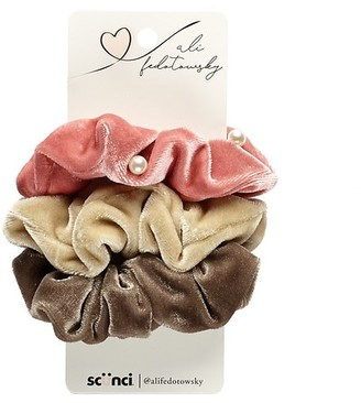 Scunci x Ali Fedotowsky Scrunchie with Pearls