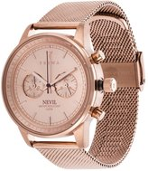 Triwa Nevil Nest 106 Chronograph Watch Roségoldfarben