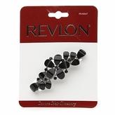 Revlon Hair Appliances Couture Hair Accessory Flower Stone Barrette