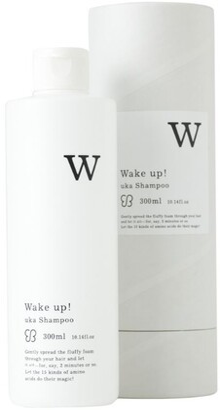 uka Wake Up! Shampoo