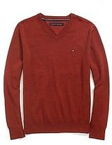 Tommy Hilfiger Men's Classic V Neck Sweater