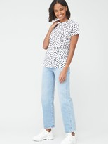 Very All Over Printed T-Shirt - Spot Print