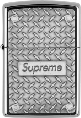 Zippo Supreme Diamond Plate lighter