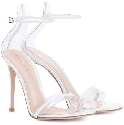Gianvito Rossi Exclusive to mytheresa.com – G-String patent leather sandals