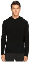 ATM Anthony Thomas Melillo Cozy Hooded Pullover Sweater Men's Sweatshirt