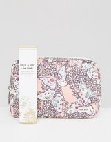 Paul & Joe Exclusive Hair & Body Mist Set With FREE Makeup Bag