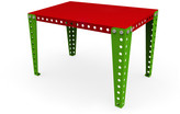 Meccano Home - Kids Table - Red/Green