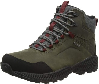 Merrell Men's FORESTBOUND MID Waterproof Hiking Boot