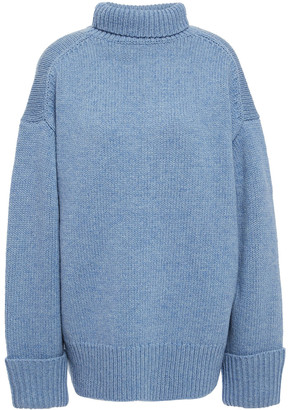 Victoria Victoria Beckham Wool Turtleneck Sweater