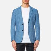Michael Kors Men's Wool Linen Blazer Bay