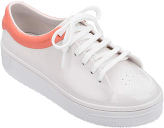 Melissa Shoes Mellow Jelly Lace Up Sneakers