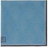 Reiss Bolt Patterned Silk Pocket Square