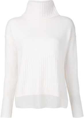 Derek Lam 10 Crosby Bond Turtleneck Sweater