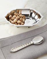 Michael Aram Palace Nut Dish with Spoon