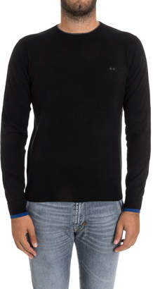 Sun 68 Sun68 Cotton And Cashmere Sweater