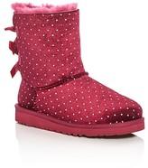 UGG Girls' Bailey Bow Starlight Boots - Little Kid, Big Kid