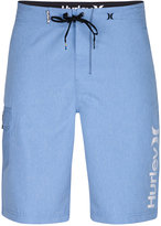 """Hurley Men's One and Only Supersuede 22""""Boardshorts"""