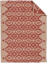 Pendleton Yuma Star Jacquard Blanket - Clay