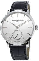 Frederique Constant Gents Slimline Manufacture Stainless Watch