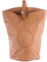 Diane von Furstenberg Leather Steamer Bag