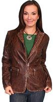 Scully Women's Lambskin Jacket L606