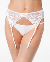 Natori Feathers Sheer Embroidered Garter Belt 757023