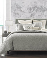 Hotel Collection Connections King Duvet Cover