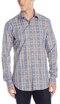 Bugatchi Men's Capricorn Button-Down Shirt