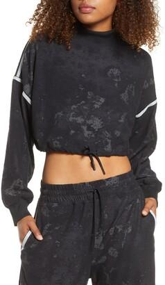 Nike City Ready Training Fleece Crop Pullover