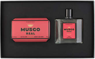 Musgo Real Gift Set (Soap on a Rope & Cologne) Spiced Citrus