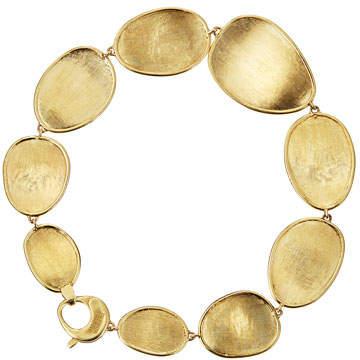 """Marco Bicego Lunaria 18k Gold Bracelet, 7""""L"""