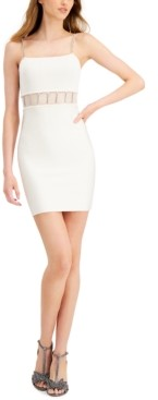 GUESS Kamilla Beaded Bandage Dress