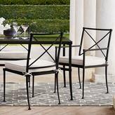 Williams-Sonoma Bridgehampton Outdoor Dining Armchair