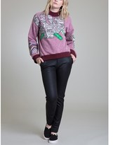 Vivienne Tam Cactus Cotton Sweatshirt.