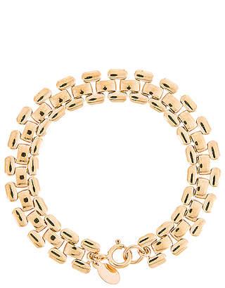 Paradigm Brick Chain Bracelet