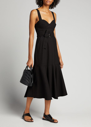 A.L.C. Sabrina Belted Dress