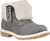 Timberland Women's Teddy Fleece Fold Down Boots