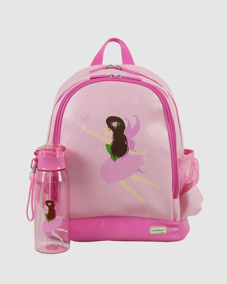 Bobbleart Large Backpack and Drink Bottle Pack Fairy