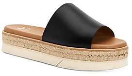 Aquatalia Women's Shayna Espadrille Platform Sandals